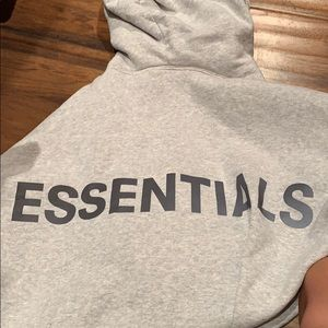 Brand new never washed or worn essentials